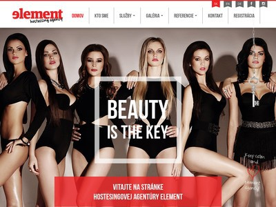 Element Agency - modeling, hostesing