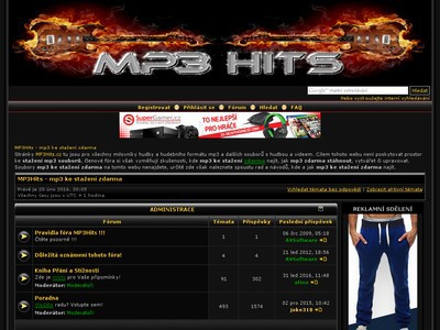 MP3HITS.CZ-Music,TV on-line,Video,Film
