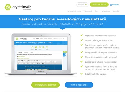 Email Marketing - CrystalMails