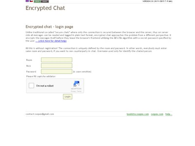 CryptedChat