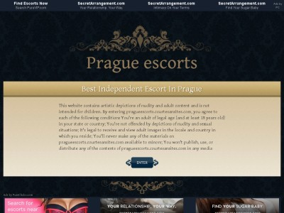 Prague escorts