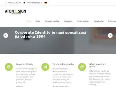 Atondesign - Corporate Identity